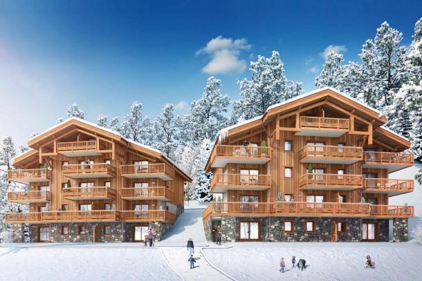 Property for Sale in Savoie, Les Saisies, Auvergne-Rhône-Alpes, France