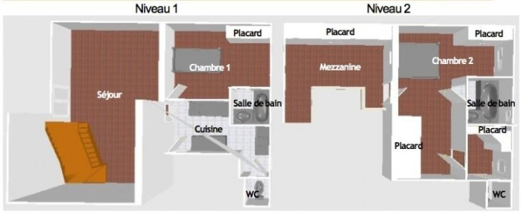 Property for Sale in Atypical apartment style loft Pigalle, Paris, Pigalle / Anvers, Île-de-France, France