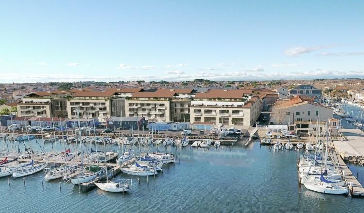 Property for Sale in Brand new development over loo, Hérault, MARSEILLAN, Occitanie, France