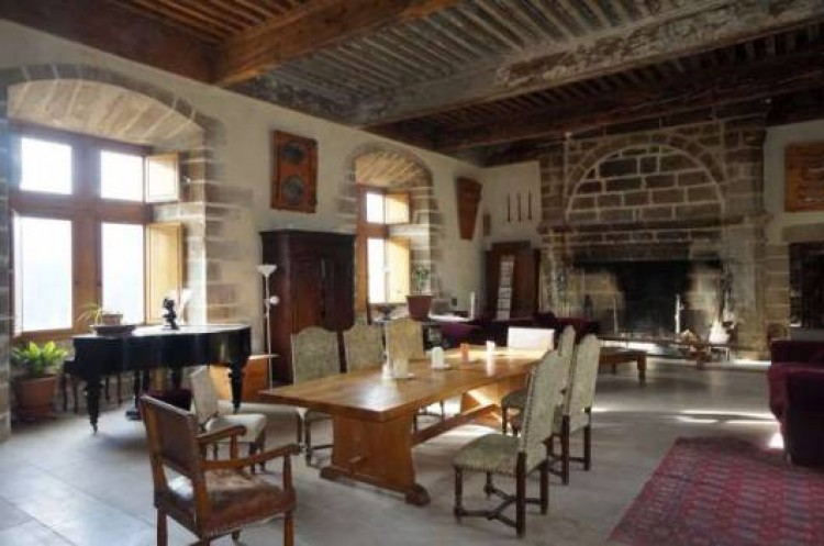 Property for Sale in Chateau Castle Manor-House, Aude, Carcassonne Area, Occitanie, France