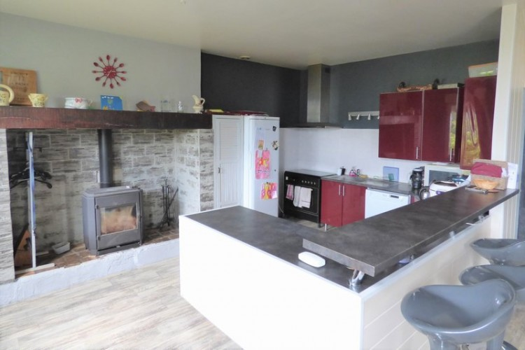 4 Bed House For Sale In Negrondes Dordogne Frenchentree