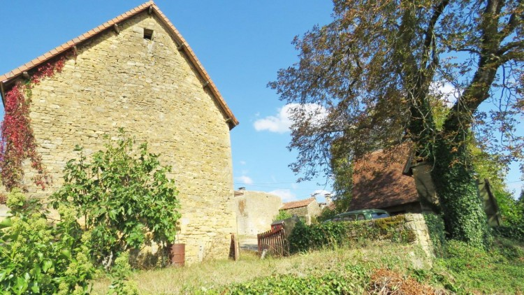 Property for Sale in OLD FARM WITH BEAUTIFUL, Dordogne, Thiviers, France