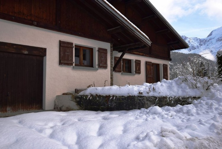 Property for Sale in Chalet Vaudagne, Haute-Savoie, Chalet Vaudagne Is Situated In A Lovely, Tranquil Position Close To, Auvergne-Rhône-Alpes, France