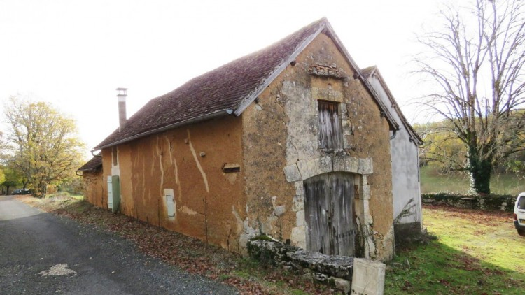 Property for Sale in A lot of charm for this very, Dordogne, Saint Germain Des Pres, Nouvelle Aquitaine, France
