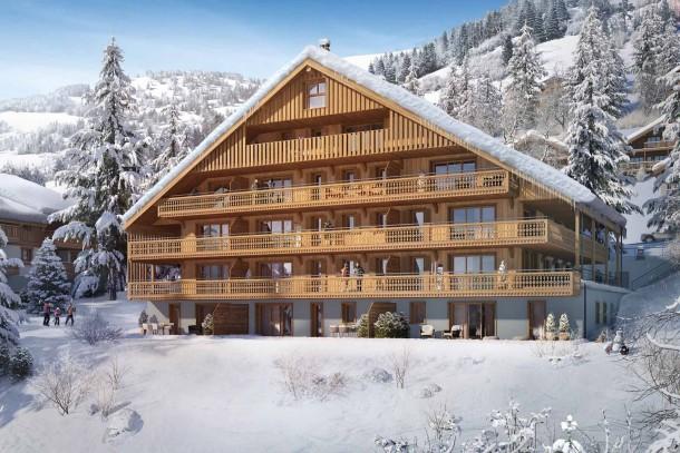 Property for Sale in Haute-Savoie, Le Petit Châtel, Auvergne-Rhône-Alpes, France