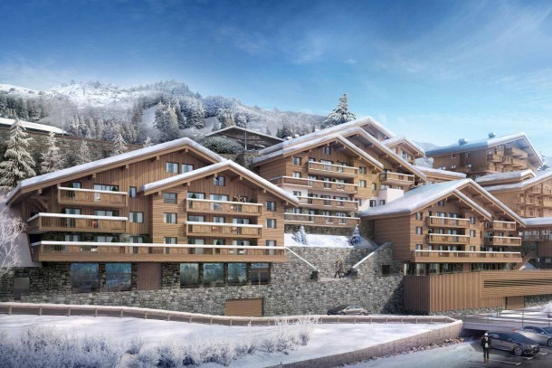 Property for Sale in Haute-Savoie, Le Grand-Bornand, Auvergne-Rhône-Alpes, France