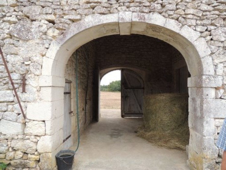 Property for Sale in Fully restored 15th Century Logis, Charente, Near Angoulême, Charente, Nouvelle-Aquitaine, France