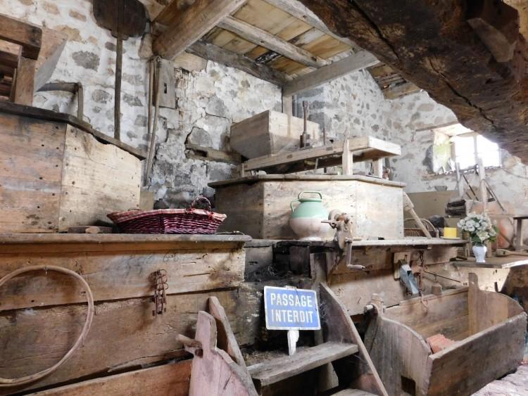 Property for Sale in Authentic flour and nut oil watermill + business, Dordogne, Near Nontron, Dordogne, Nouvelle-Aquitaine, France
