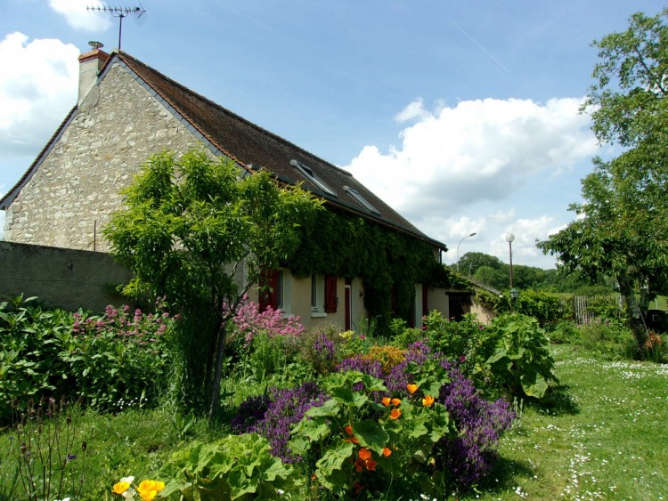 Property for Sale in Chocolate box cottage!, Vienne, Near Montmorillon, Vienne, Nouvelle-Aquitaine, France