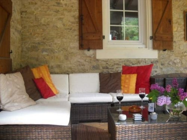 Property for Sale in Gorgeous stone built farmhouse and gite complex, Aude, Near Limoux, Aude, Occitanie, France