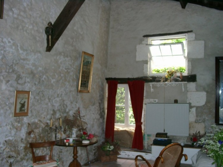 Property for Sale in Old stone house with lots of character, Charente, Near Saint-Séverin, Charente, Nouvelle-Aquitaine, France
