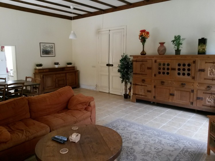 Property for Sale in Roof terrace with far-reaching views, Dordogne, Near Ribérac, Dordogne, Nouvelle-Aquitaine, France