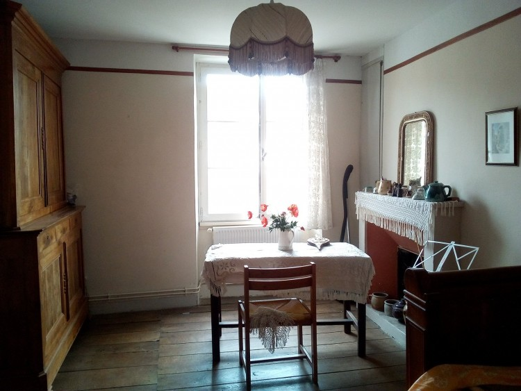 Property for Sale in Character Townhouse, Vienne, Near Montmorillon, Vienne, Nouvelle-Aquitaine, France
