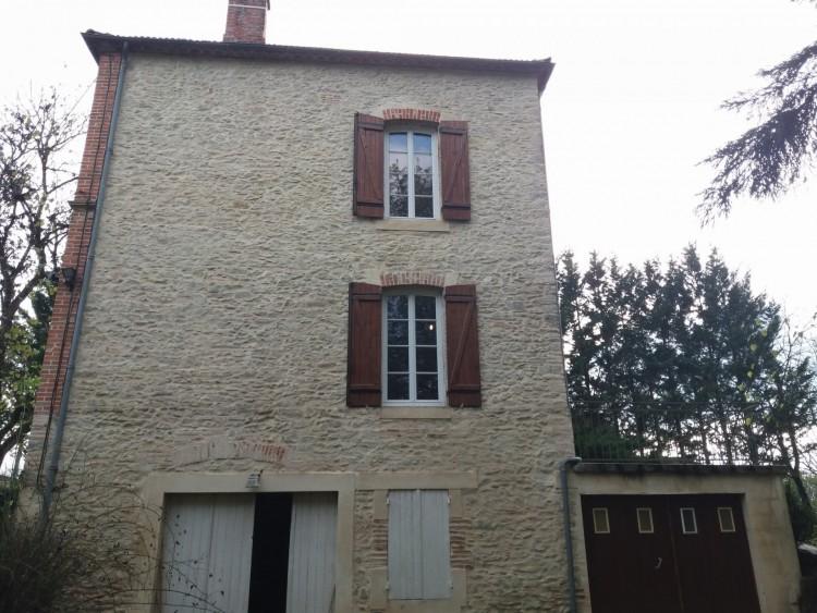 Property for Sale in Lovely stone presbytery, Lot-et-Garonne, Near Villeneuve-sur-Lot, Lot-et-Garonne, Nouvelle-Aquitaine, France