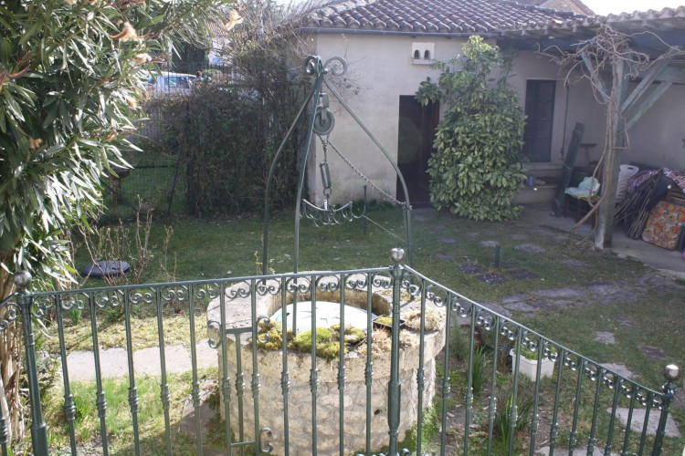 Property for Sale in A classic village house with scope to enlarge, Charente, Near Montmoreau-Saint-Cybard, Charente, Nouvelle-Aquitaine, France