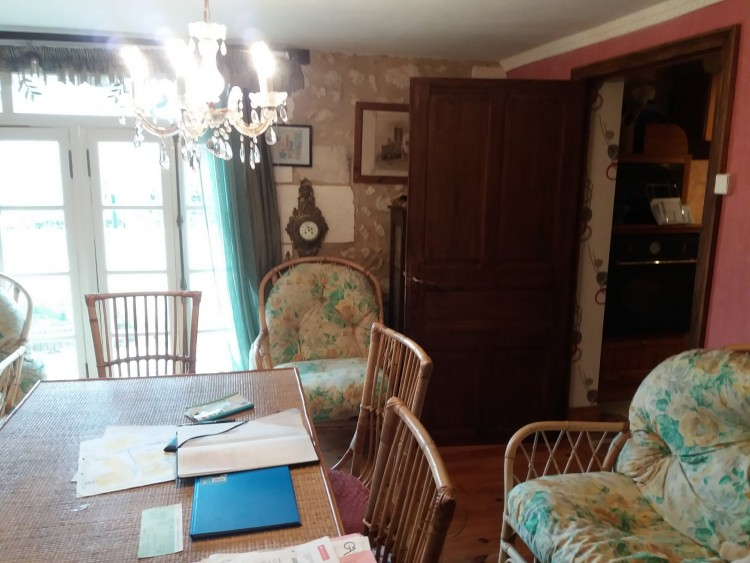 Property for Sale in Large family home and/or well located B&B, Charente, Near Aubeterre-sur-Dronne, Charente, Nouvelle-Aquitaine, France