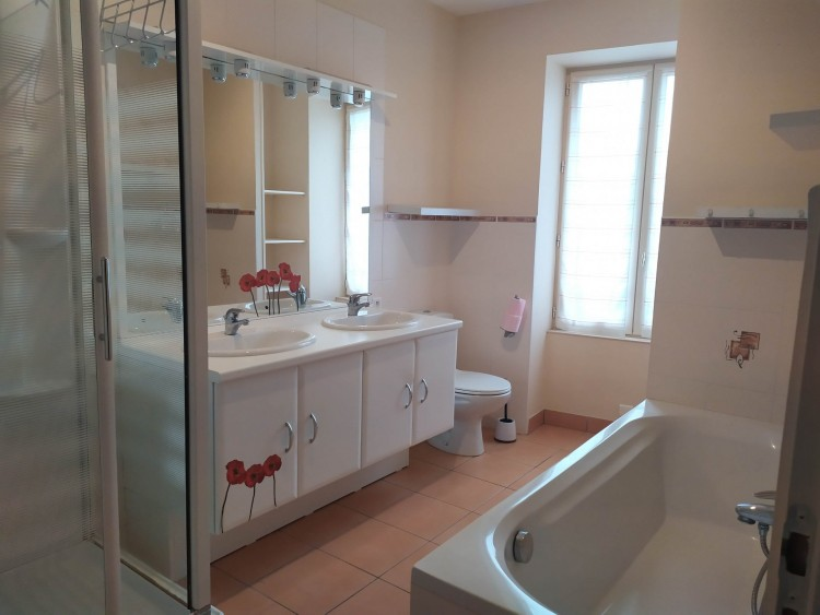 Property for Sale in Renovated house in the heart of town with terrace! Don't miss out!, Vienne, Near Montmorillon, Vienne, Nouvelle-Aquitaine, France