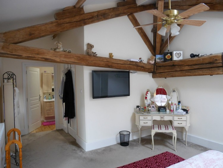 Property for Sale in large characterful home with income potential, Near Civray, Vienne, France