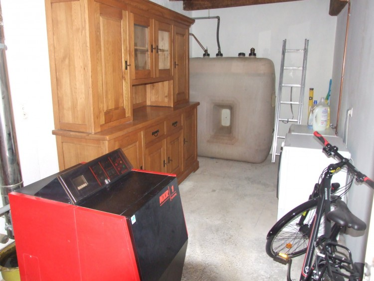 Property for Sale in Spacious village house with 3 beds and 2 baths, walk to bar/restaurant, Charente, Near Confolens, Charente, Nouvelle-Aquitaine, France