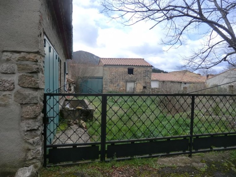 Property for Sale in Tranquil village setting with independent outbuildings, Aude, Near Couiza, Aude, Occitanie, France