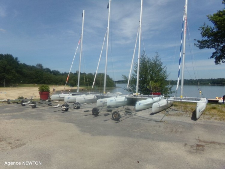 Property for Sale in MORBIHAN TAUPONT: House for renovation close to Lac Au Duc, Morbihan, Taupont, Brittany, France