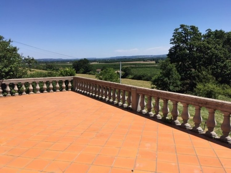 Property for Sale in Country house in the Lot valley, Lot-et-Garonne, Near ST ETIENNE DE FOUGERES, Lot-et-Garonne, Nouvelle-Aquitaine, France