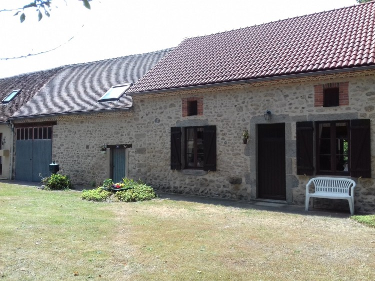Property for Sale in Great little country holiday home, perfect for rentals too., Haute-Vienne, Near Dompierre-les-Églises, Haute-Vienne, Nouvelle-Aquitaine, France