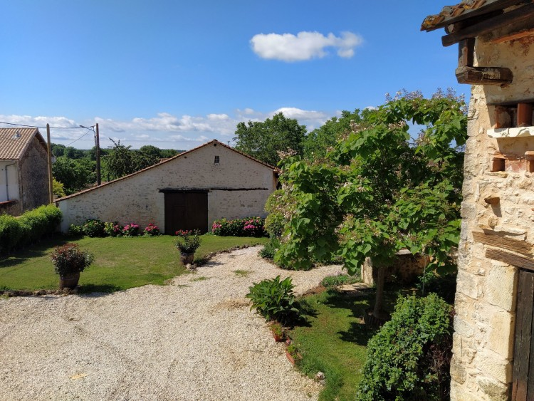 Property for Sale in Gite complex with potential to grow, Charente, Near Montbron, Charente, Nouvelle-Aquitaine, France