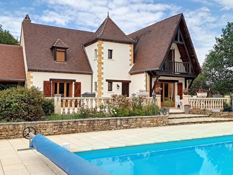 Property for Sale in House Siorac En Perigord Ref :8950-Stc, Dordogne, Siorac en perigord, Nouvelle-Aquitaine, France