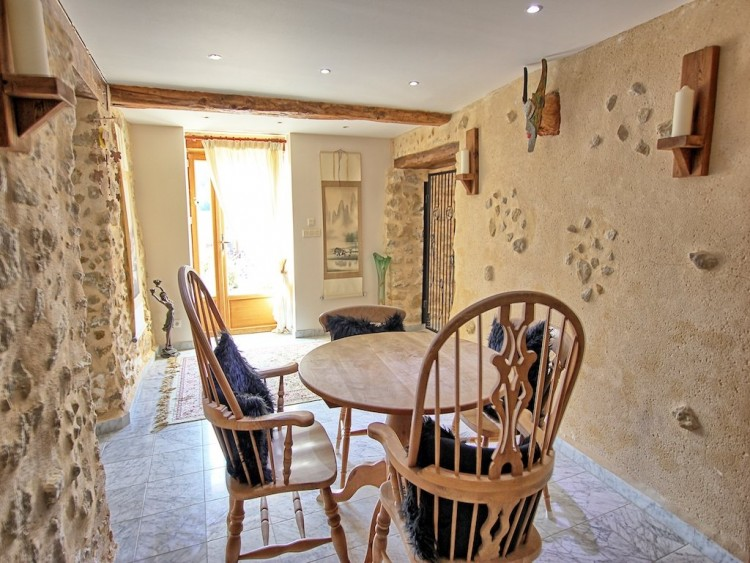 Property for Sale in Beautifully renovated 4 bedroom stone house with a business potential, Aude, Near Castelnaudary, Aude, Occitanie, France