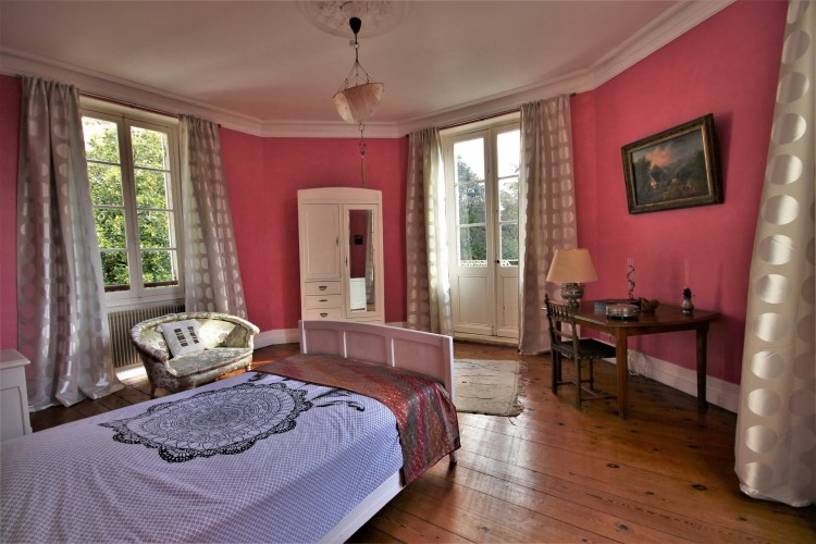 Property for Sale in Idyllic historic domaine with gite business, Near Montcaret, Dordogne, France