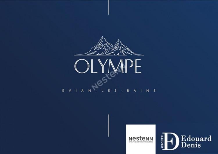 Property for Sale in Apartment, Evian Les Bains, Auvergne-Rhône-Alpes, France