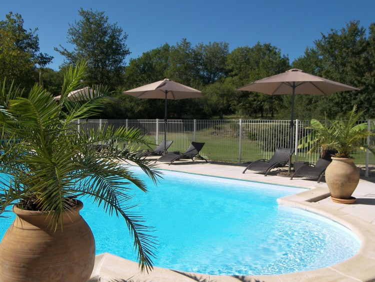 Property for Sale in A gem of a property nestling in the woodland near Le Lac Vert, Lot, Near Montgesty, Lot, Occitanie, France