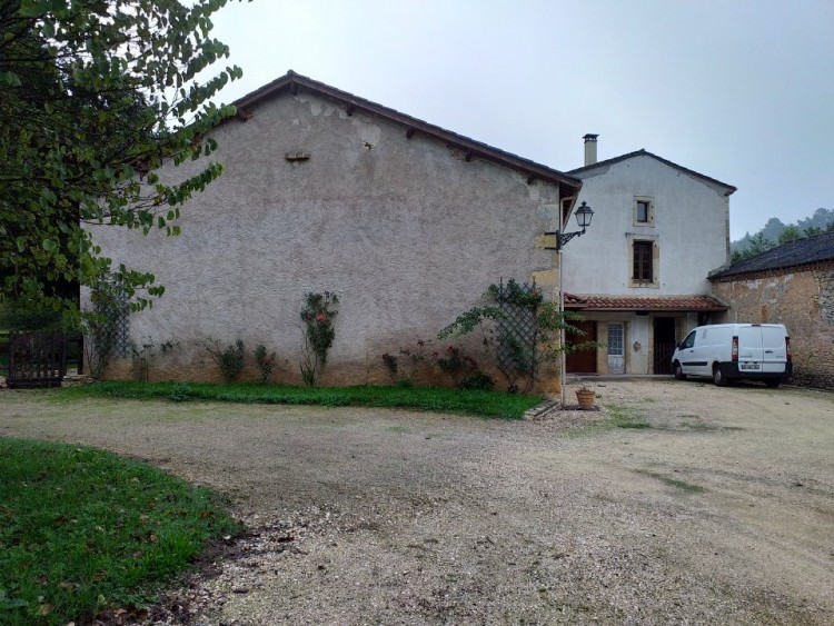 Property for Sale in Watermill with land in need of modernisation, Dordogne, Near Loubejac, Dordogne, Nouvelle-Aquitaine, France