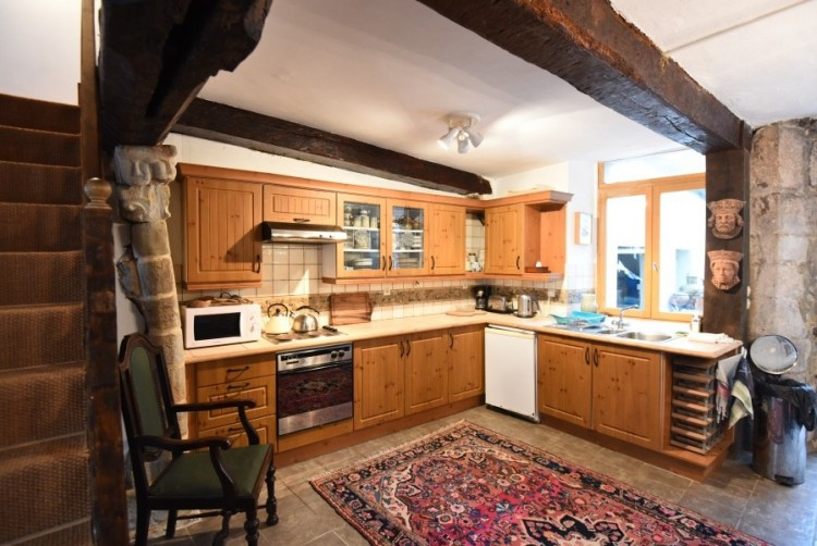 Property for Sale in Medieval house with character features in Normandy, Orne, Normandy, Orne, Domfront, Normandy, France