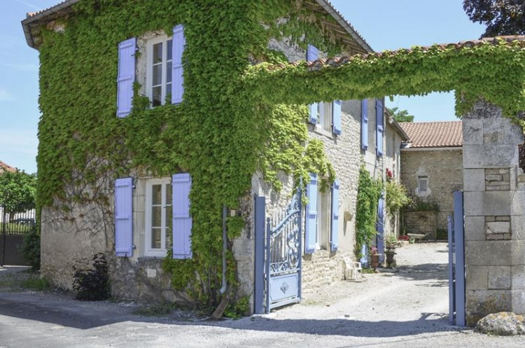 Property for Sale in Large property with 2 gîtes and a pool set on over 4 hectares, Charente, Nouvelle-Aquitaine, France