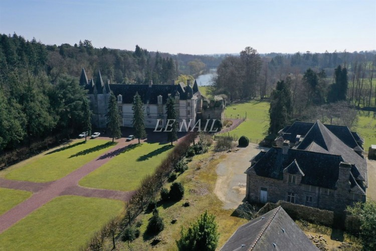Property for Sale in Ille-et-Vilaine, Brittany, France