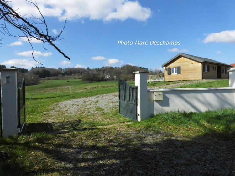 Property for Sale in 2 years old 2 bed single storey ?RT2012? wooden frame house,, Creuse, Bourganeuf, Nouvelle-Aquitaine, France
