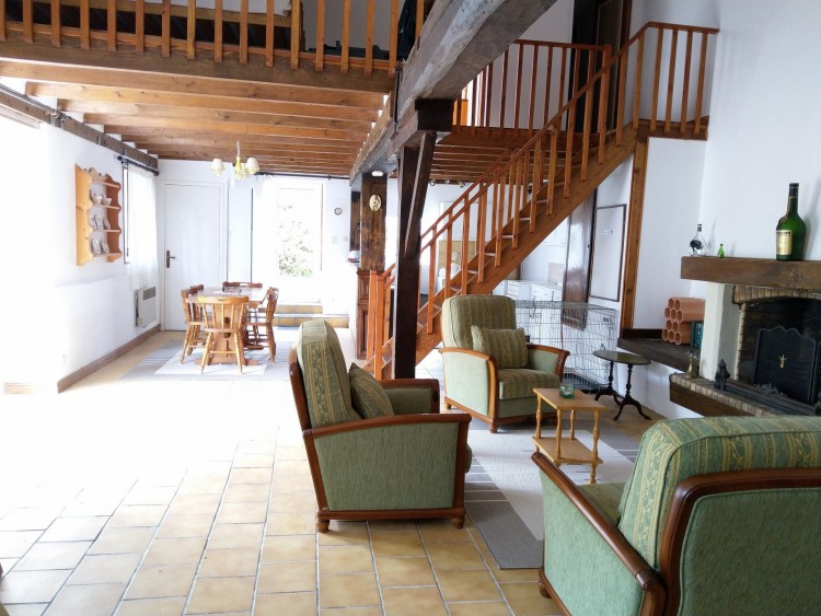 Property for Sale in Four bedroom house with gite, pool and land., Charente, Near Cognac, Charente, Nouvelle-Aquitaine, France