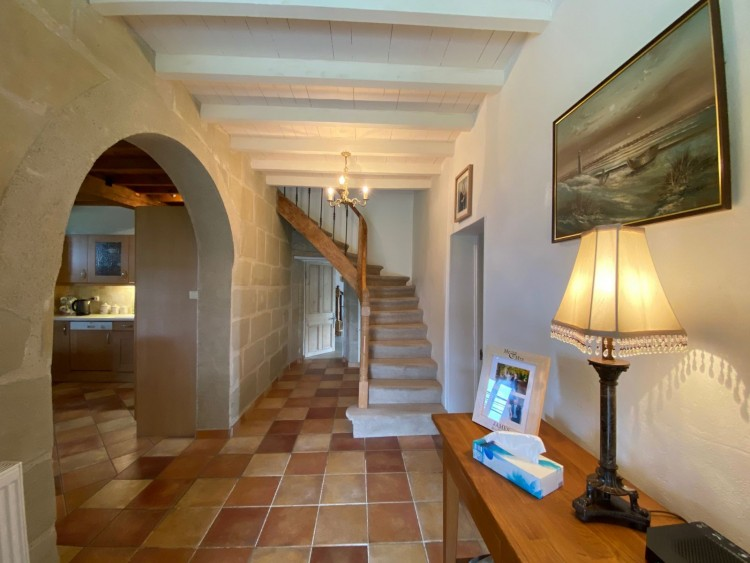 Property for Sale in A Fabulous 18th Century Farmhouse with Character, Views and close to a Choice of Bastide Market Towns including Eymet and Miramont De Guyenne, Lot-et-Garonne, Miramont, Nouvelle-Aquitaine, France