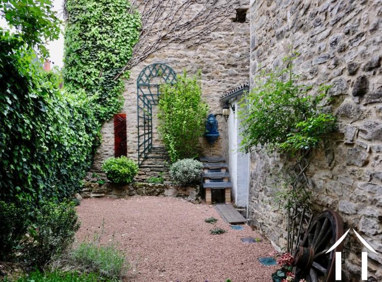 Property for Sale in Charming village house in the vinyard of Maranges, Cheilly Les Maranges, Saone Et Loire, Burgundy, 71150, France, Bourgogne-Franche-Comté, France