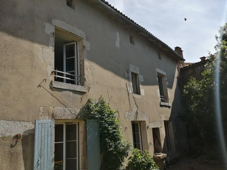 Property for Sale in Village Investment Property, Vienne, Near Saint-Sauvant, Vienne, Nouvelle-Aquitaine, France