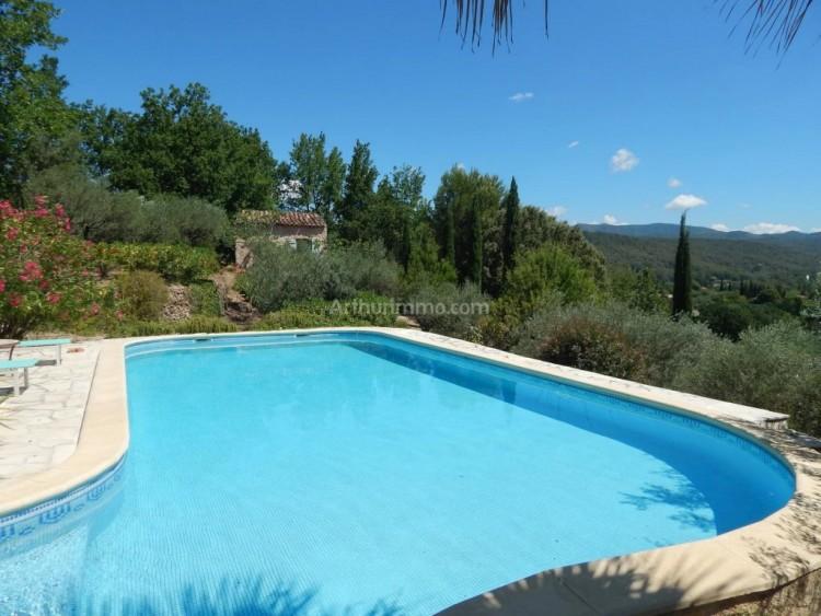Property for Sale in Villa in Salernes, Var, Provence-Alpes-Côte d'Azur, France