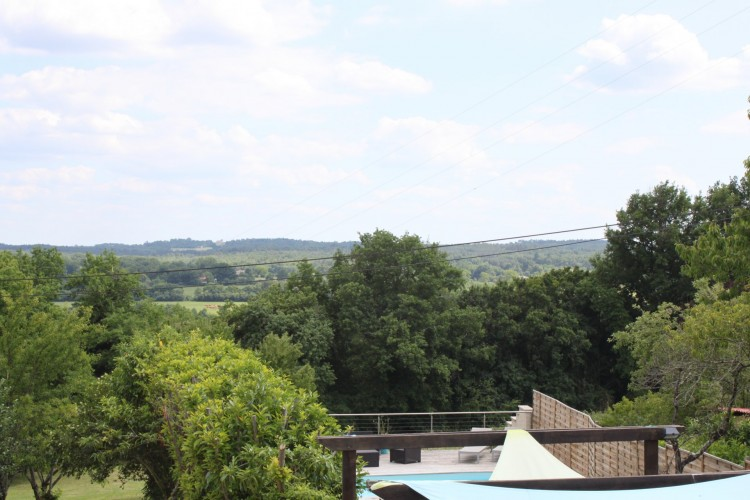 Property for Sale in Charming 3 bedroom village house with pool, Charente, Near Bazac, Charente, Nouvelle-Aquitaine, France