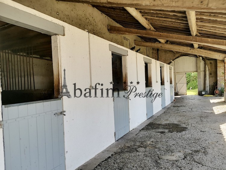 Property for Sale in Equestrian property, gite, 2 hectares, Montauban, Occitanie, France