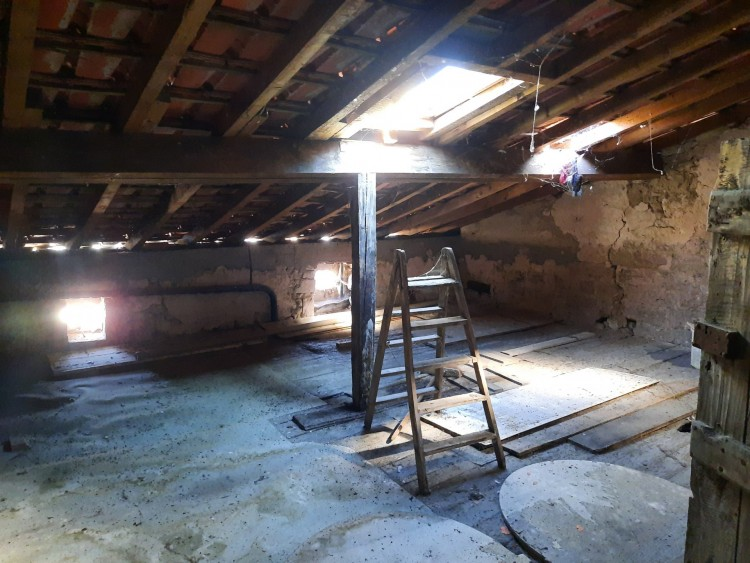 Property for Sale in Lovely village house to be renovated, Lot-et-Garonne, Near Monflanquin, Lot-et-Garonne, Nouvelle-Aquitaine, France