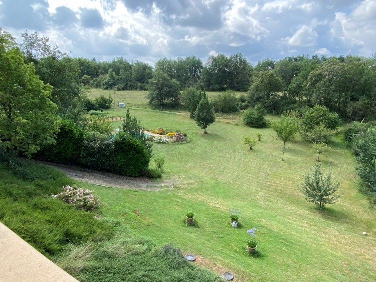 Property for Sale in Superb contemporary house in delightful rural setting with views over its own land, Lot, Occitanie, France