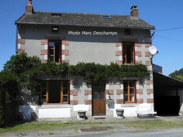 Property for Sale in Creuse, Saint-Martin-Sainte-Catherine, Nouvelle-Aquitaine, France