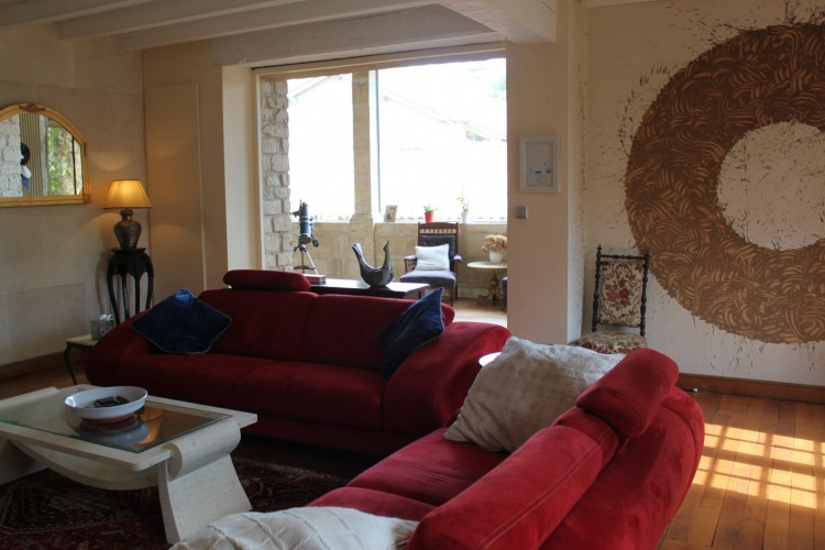 Property for Sale in Lovely stone house set in established gardens, Charente, Near Orival, Charente, Nouvelle-Aquitaine, France