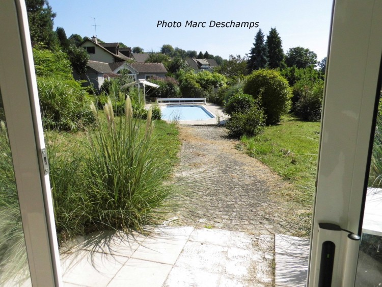 Property for Sale in Rare ? Dtached 4 bed architect's house, ~316m² hab., on 4000m², Creuse, Bourganeuf, Nouvelle-Aquitaine, France